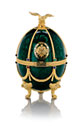 Carafe in Emerald Faberge Egg