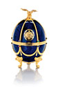 Carafe in Sapphire Faberge Egg
